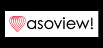 アソビュー株式会社のロゴ