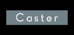 株式会社キャスター のロゴ