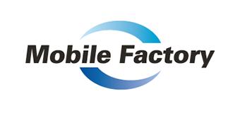 モバイルファクトリーのロゴ