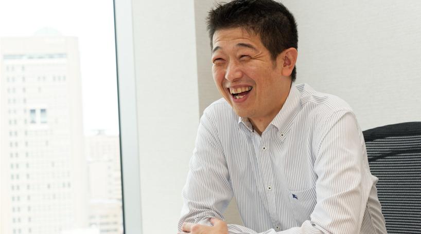ADインベストメント・マネジメント株式会社 経営管理部 担当部長 兼 経営企画チーム長 信國太郎様